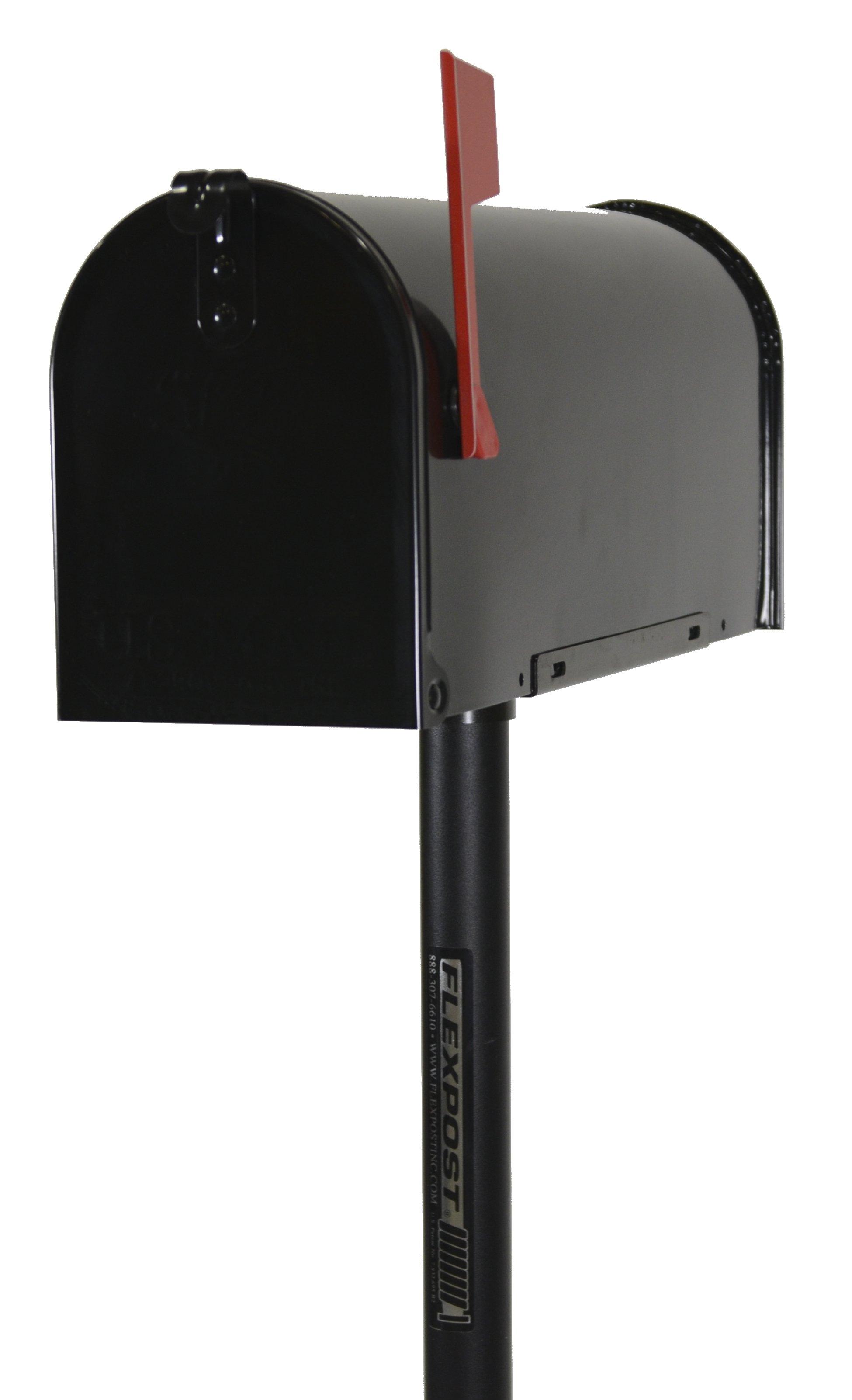 flexible mailbox