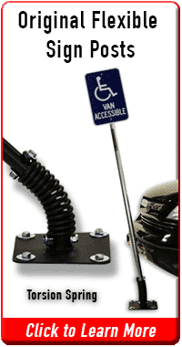 Flexpost Inc Flexible Sign Posts And Flexible Bollards