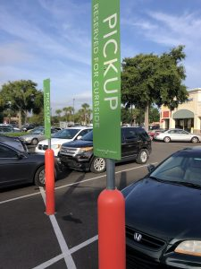 FlexPost Publix Supermarkets Installation
