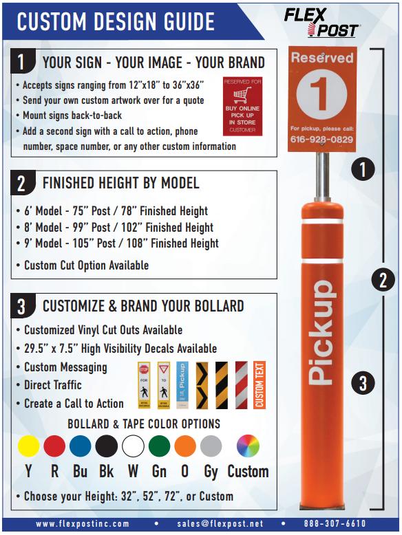 FlexPost Custom Design Guide