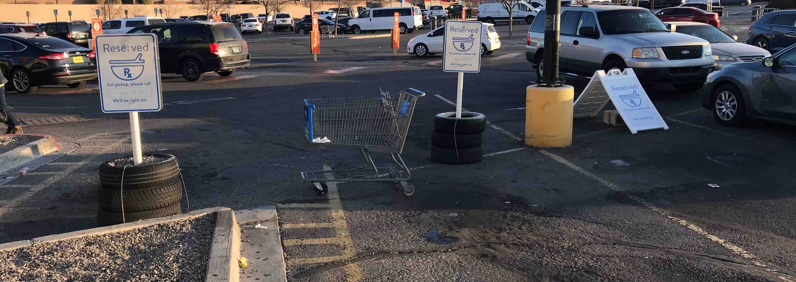 In an effort to adopt quickly to curbside pickup, many retailers grabbed whatever resources were available for creating parking lot signage, often at the expense of long-term durability and brand image..